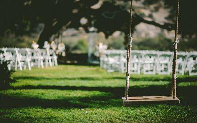 Pourquoi ne pas choisir un chapiteau pour votre mariage ?