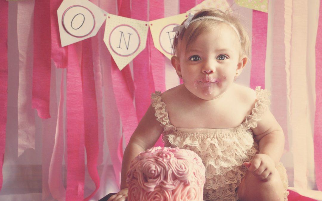 L'idéal pour bien fêter un premier anniversaire